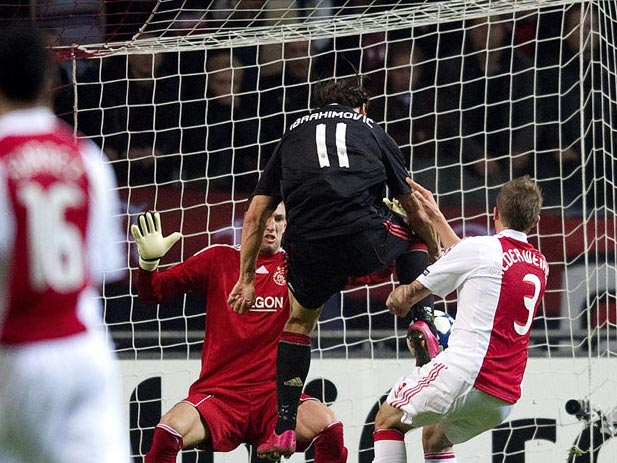 Ajax 1-1 Milan