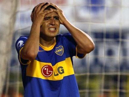 Boca 0-2 Argentinos