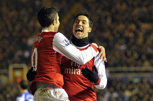 Birmingham 0-3 Arsenal