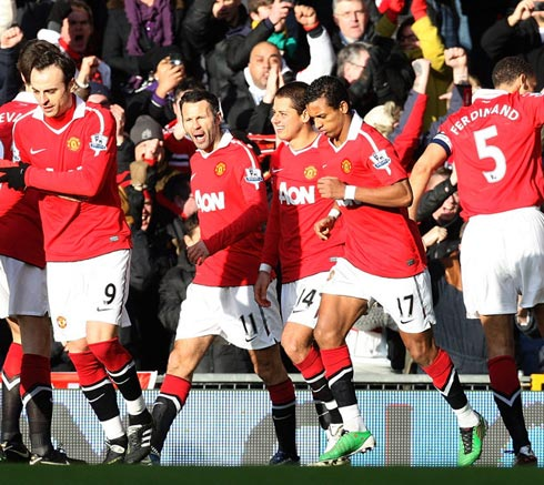 Manchester United 1-0 Liverpool