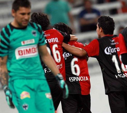 Atlas 1-0 Monterrey