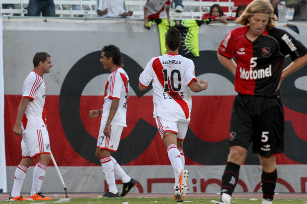 River 2-1 Newell's Old Boys