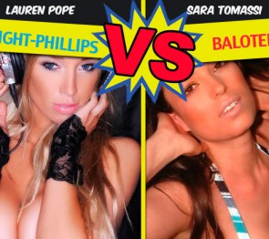 3ra Ronda - Duelo #7: Wright -Phillips Vs Balotelli