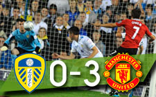 CARLING CUP | Leeds 0-3 United