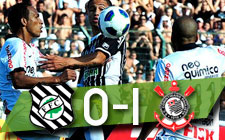 Figueirense 0-1 Corinthians