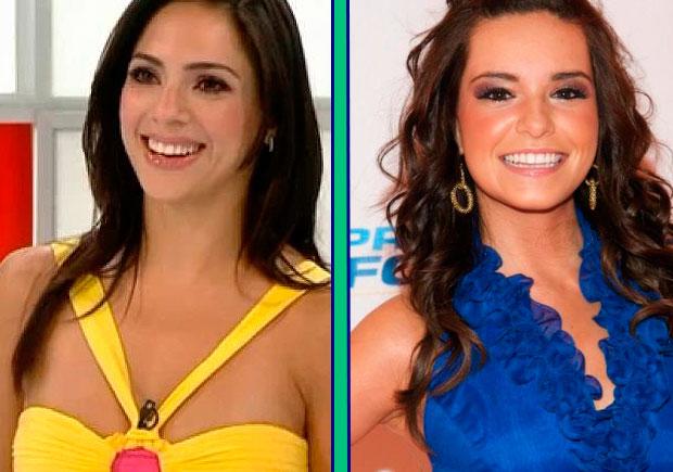 2da. Ronda - Duelo #1: Greta Rojas Vs Tania Rincón