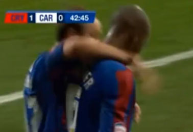 Crystal Palace 1-0 Cardiff City