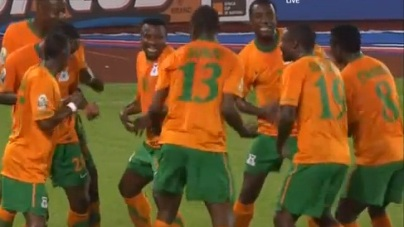 Zambia vs Senegal