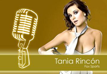 Tania Rincón, ganadora del Micrófono de Oro