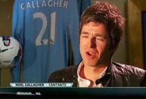 Gallagher llamó idiota a Chicharito Hernández