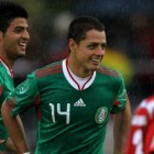 Vela y Chicharito no van a JO