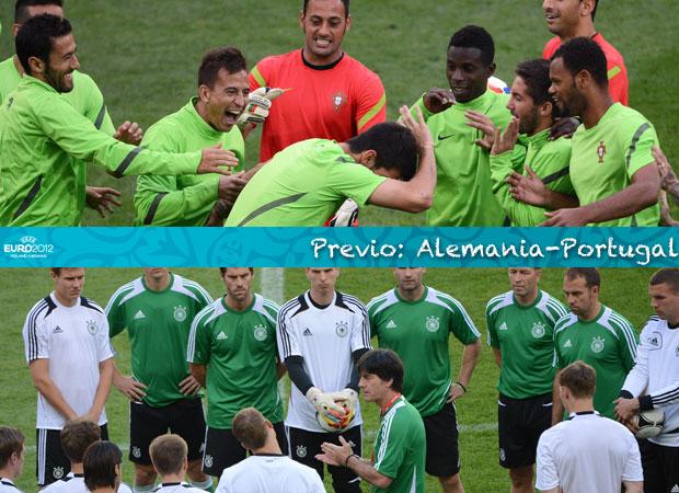 Previo: Alemania-Portugal