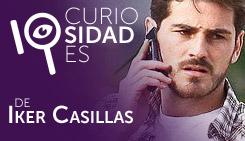 10 curiosidades de: Iker Casillas