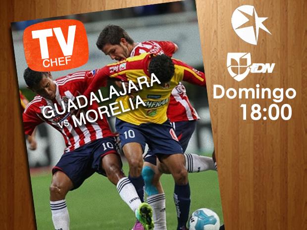 Chivas Vs Morelia