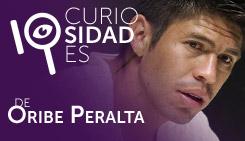 10 curiosidades de: Oribe Peralta