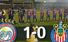 Xelaju vs Chivas