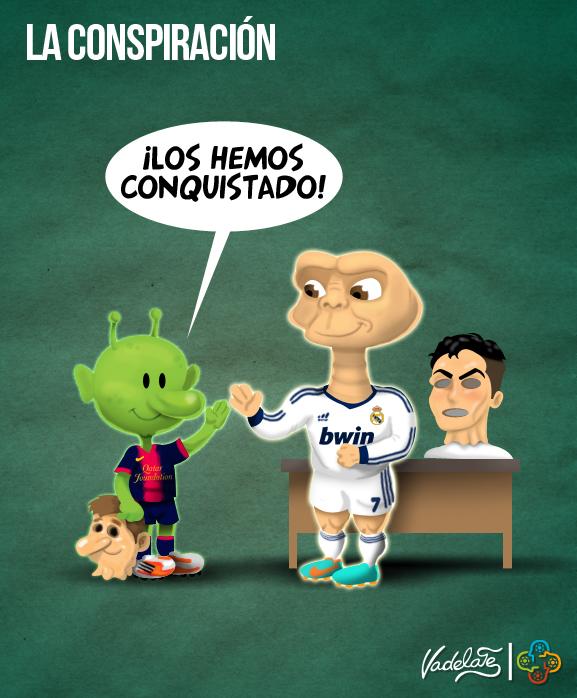 Barca vs Real Madrid