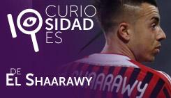 10 Curiosidades de: El Shaarawy