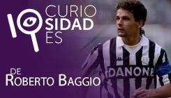 10 curiosidades de Baggio