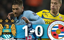 Manchester City 1-0 Reading