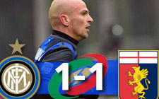 Inter 1-1 Genoa