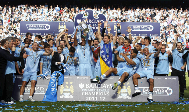 manchester city campeon
