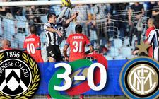 Udinese 3-0 Inter