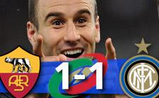 Roma 1-1 Inter
