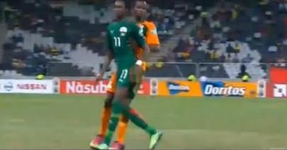 Burkina Faso vs Zambia