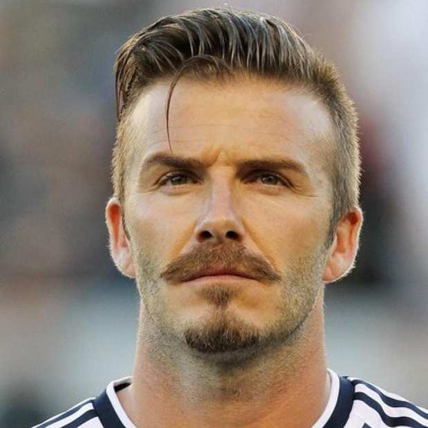 Los 41 peinados de David Beckham