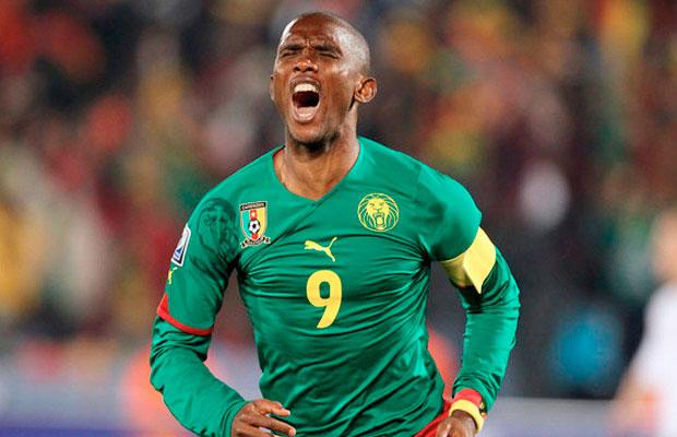 FIFA separa a Camerún