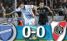 Godoy Cruz 0-0 River Plate