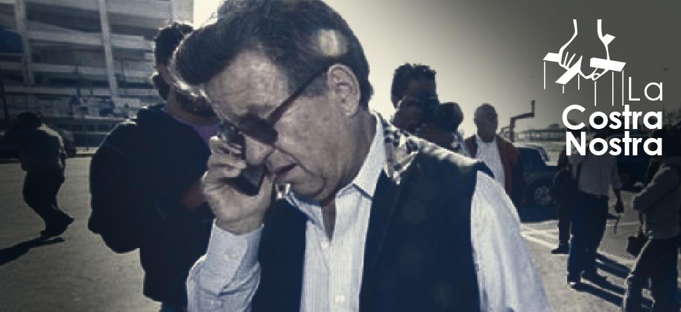 La Costra Nostra: El día que Maurer pisó la cárcel