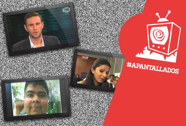 #Apantallados: Layún, Ana Guevara y García Toraño