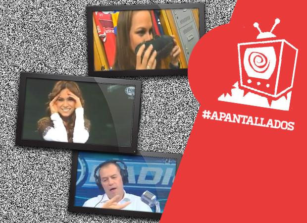 #Apantallados: Virginia, Tania Rincón y André Marin