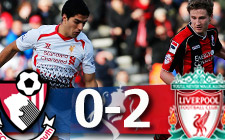 AFC Bournemouth 0-2 Liverpool