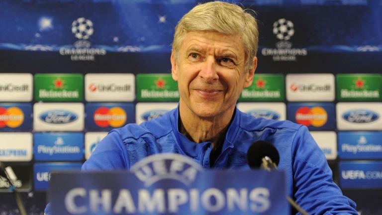 Wenger concede que Bayern es el mejor equipo del mundo