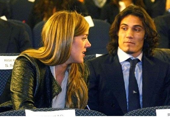 Cavani Espera Que Su Divorcio Le Afecte Lo Menos Posible Futbol Sapiens