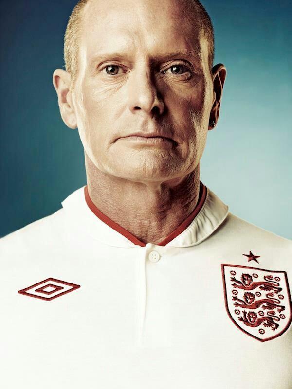 Jugamos para Inglaterra