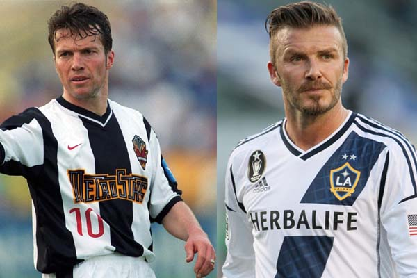 cracks que jugaron en la MLS
