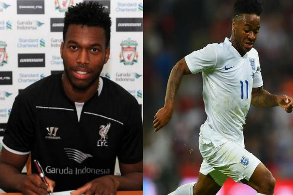 Sturridge y Sterling renuevan