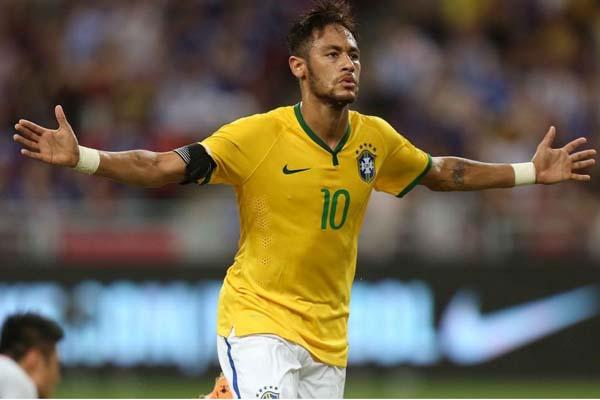 Brasil derrota a Japón