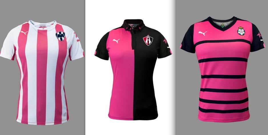 Liga MX se une contra el cáncer de mama