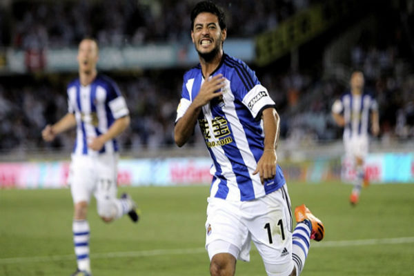 Carlos Vela en el once ideal
