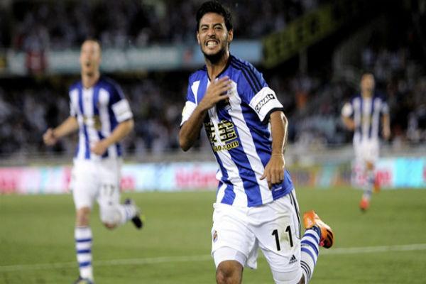 Carlos Vela en el once ideal