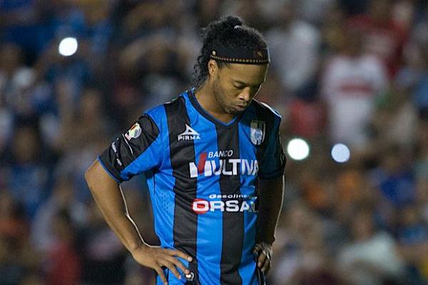Más peligroso Sanvezzo que Ronaldinho
