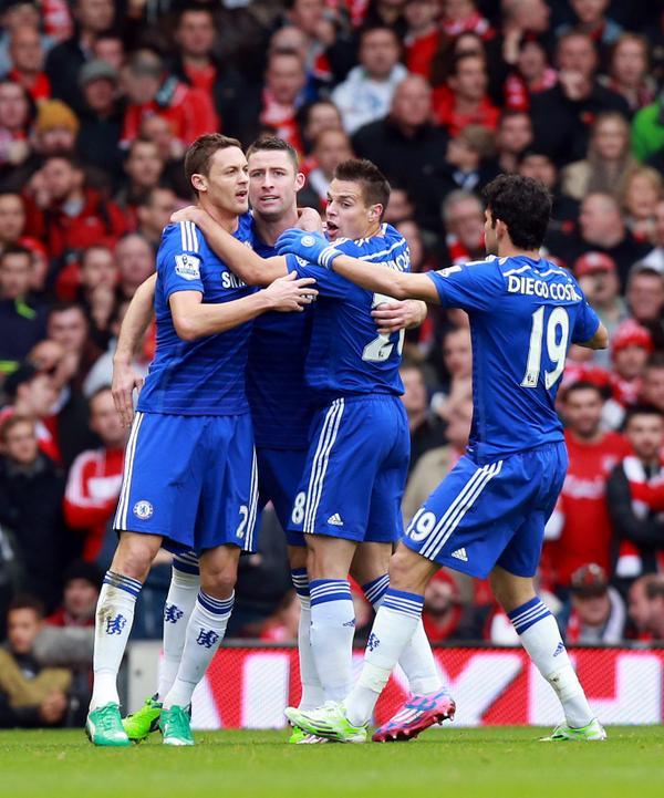 Liverpool Vs Chelsea Premier League 2014