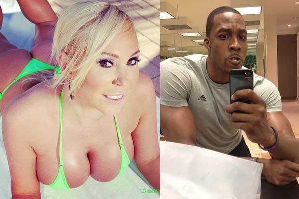 Actriz XXX acusa a jugador de la NBA