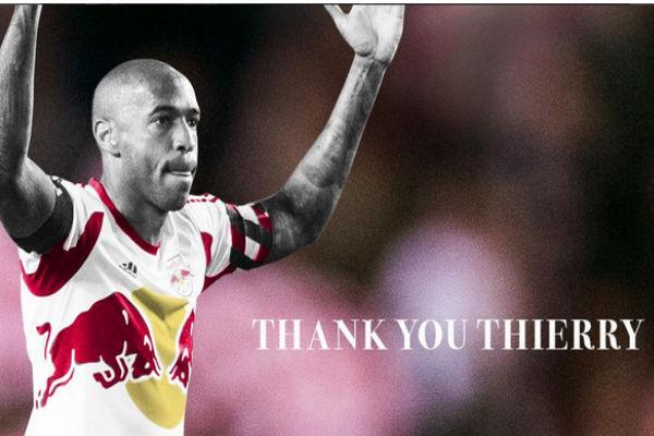 Thierry Henry deja al New York Red Bulls