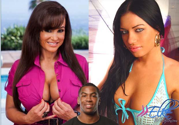 Jugador de americano cambió a actriz porno por modelo